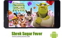 بازی-Shrek-Sugar-Fever-اندروید
