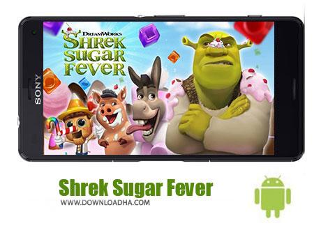 بازی-Shrek-Sugar-Fever-اندروید