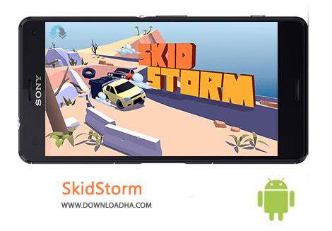 کاور-SkidStorm