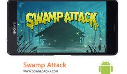 کاور-Swamp-Attack