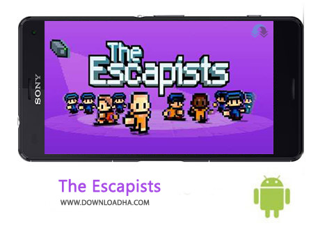 کاور-The-Escapists