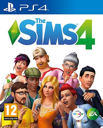 دانلود-بازی-The-Sims-4-PS4