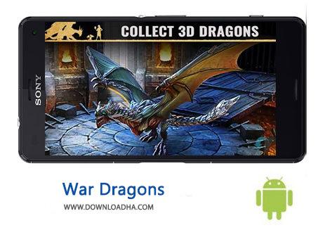 کاور-War-Dragons