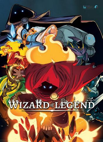 دانلود-بازی-Wizard-of-Legend