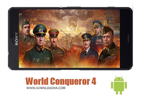 بازی-World-Conqueror-4-اندروید