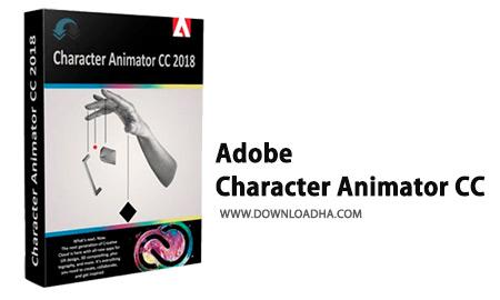 کاور-Adobe-Character-Animator-CC-2018