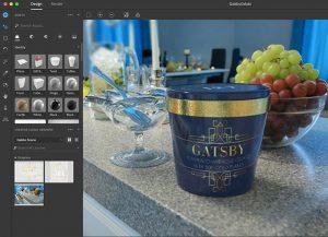 اسکرین-شات-Adobe-Dimension-CC-2018