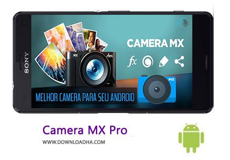 کاور-Camera-MX-Pro