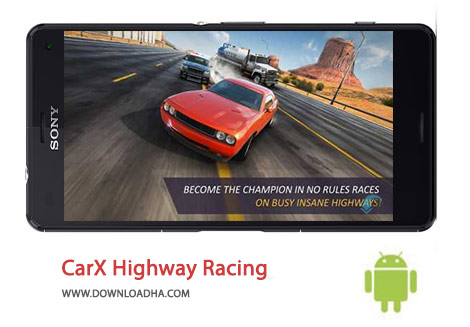 کاور-CarX-Highway-Racing