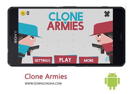 کاور-Clone-Armies