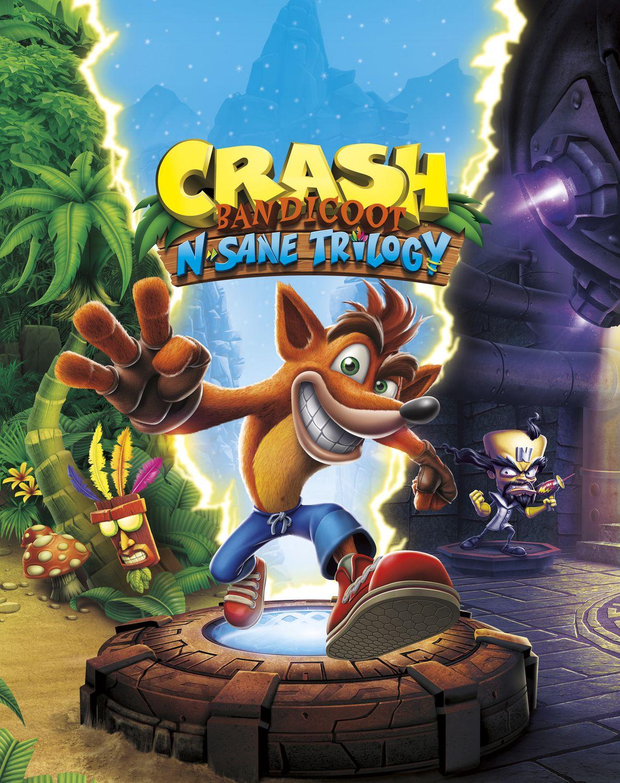 دانلود بازی Crash Bandicoot N Sane Trilogy + Update v20180723 برای کامپیوتر