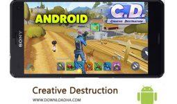 کاور-Creative-Destruction