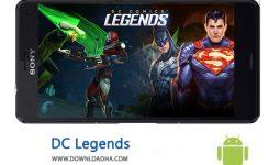 کاور-DC-Legends