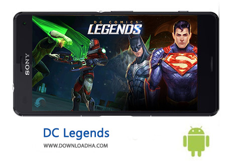 کاور-DC-Legends