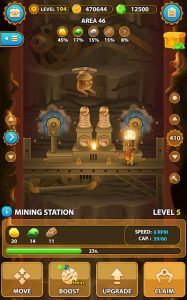 اسکرین-شات-Deep-Town-Mining-Factory