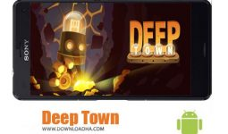 بازی-Deep-Town-Mining-Factory-اندروید