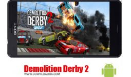 بازی-Demolition-Derby-2-اندروید