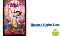بازی-diamond-diaries-saga-اندروید