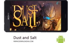 کاور-Dust-and-Salt