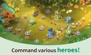اسکرین-شات-Hero-Defense-King