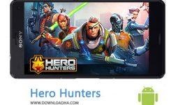 کاور-Hero-Hunters