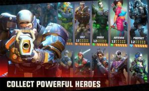 اسکرین-شات-Hero-Hunters