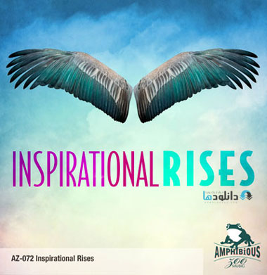 آلبوم-موسیقی-inspirational-rises