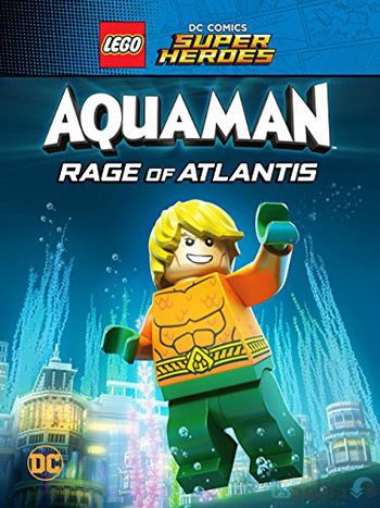 کاور-Aguaman-Rage-of-Atlantis