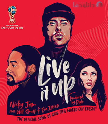 کاور-Live-It-Up-Nicky-Jam-feat-Will-Smith-Era-Istrefi