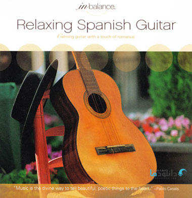 آلبوم-موسیقی-relaxing-spanish-guitar