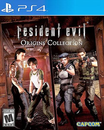دانلود-بازی-Resident-Evil-Origins-Collection
