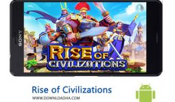 کاور-Rise-of-Civilizations