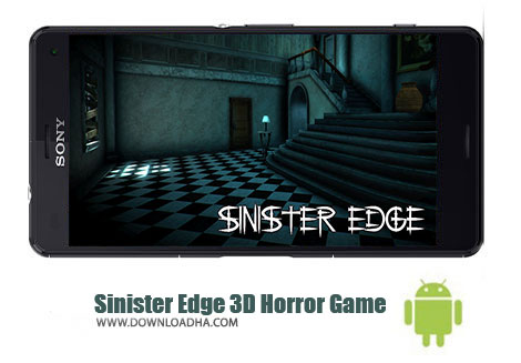 بازی-Sinister-Edge-3D-Horror-Game-اندروید