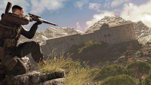 اسکرین-شات-بازی-Sniper-Elite-4