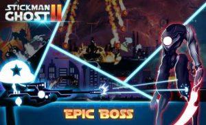 اسکرین-شات-Stickman-Ghost-2