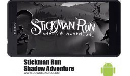 بازی-Stickman-Run-Shadow-Adventure-اندروید