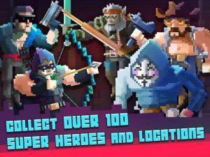 اسکرین-شات-Super-Hero-Fight-Club