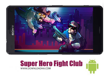 بازی-SuperHero-Fight-Club-اندروید