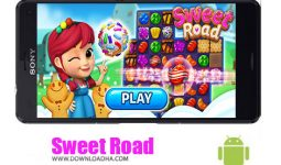 بازی-Sweet-Road-Cookie-Rescue-اندروید