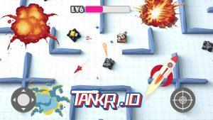 اسکرین-شات-Tankr.io