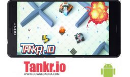 بازی-Tankr.io-اندروید