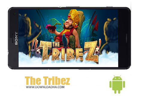 بازی-The-Tribez-Build-a-Village-اندروید