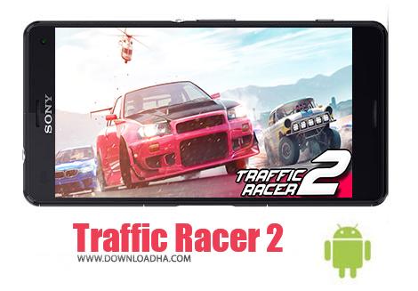 بازی-Traffic-Racer-2018-اندروید