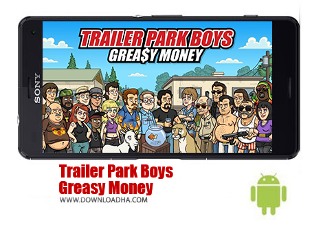 بازی-Trailer-Park-Boys-Greasy-Money-اندروید