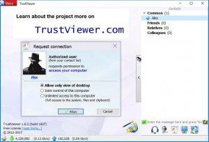 اسکرین-شات-TrustViewer