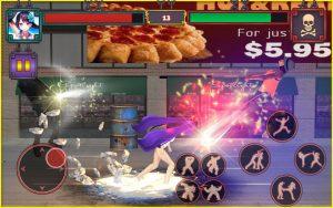 اسکرین-شات-بازی-Ultimate-Street-Super-Girl-Fight-2018