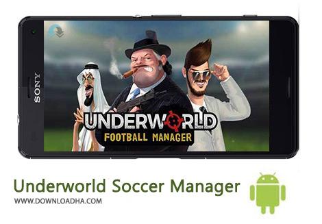 کاور-Underworld-Soccer-Manager
