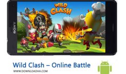 کاور-Wild-Clash