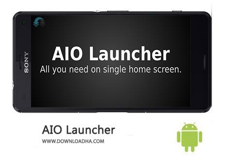کاور-AIO-Launcher