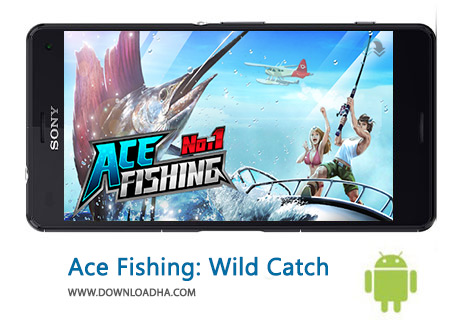 کاور-Ace-Fishing
